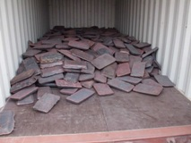 COPPER INGOTS 99